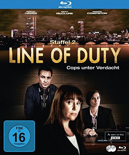 Line Of Duty - Die komplette Staffel 2 [Blu-ray]
