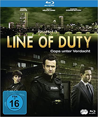 Line Of Duty - Die komplette Staffel 3 [Blu-ray]