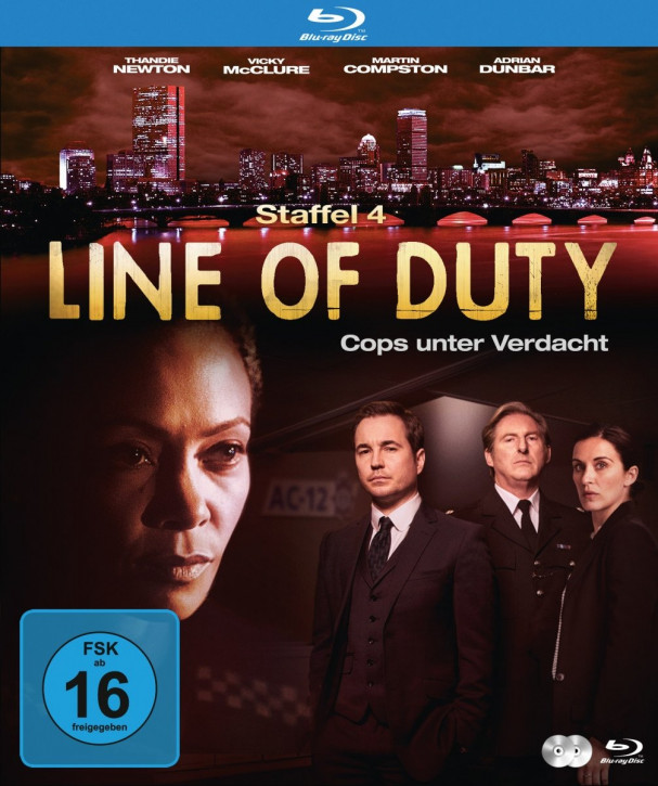 Line Of Duty - Die komplette Staffel 5 [Blu-ray]