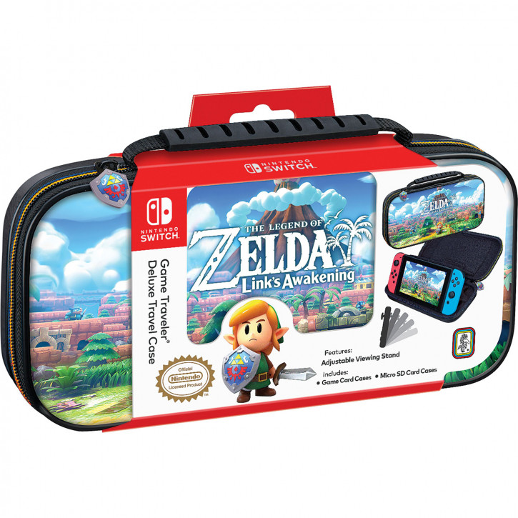 Nintendo Switch/Switch Lite Tasche - The Legend of Zelda Link's Awakening
