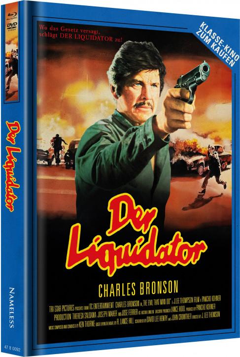 Der Liquidator - Limited Mediabook Edition - Cover D [Blu-ray]