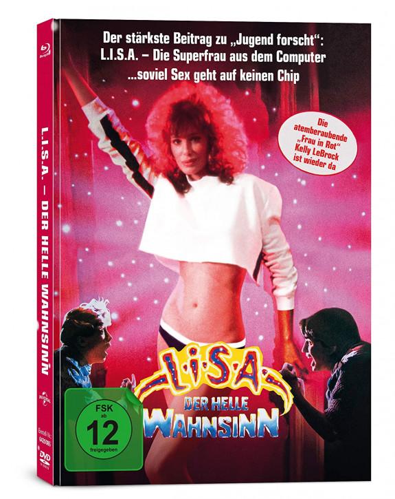 L.I.S.A. - Der helle Wahnsinn - Limited Mediabook Edition [Blu-ray+DVD]