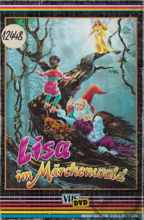 Lisa im Märchenwald - Große Hartbox - High Grade Collection #045 [DVD]