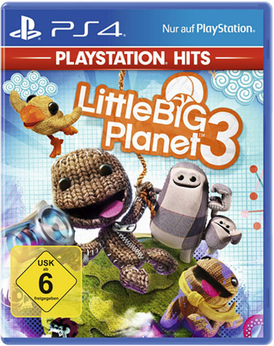 Little Big Planet 3 [PS4]