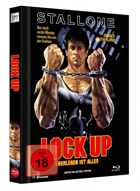 Lock Up - Limited Collector's Edition [Blu-ray]