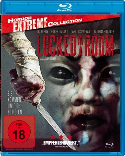 Locked in a Room - Horror Extreme Collection [Blu-ray]