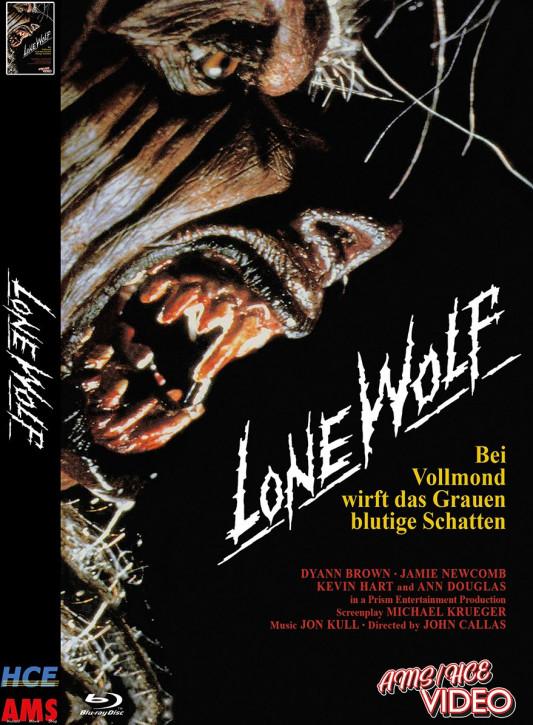 Lone Wolf - Große Hartbox [Blu-ray]