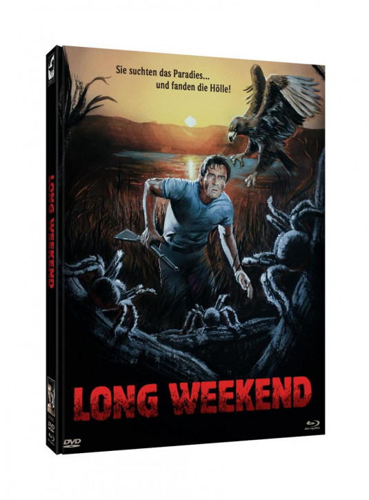 Long Weekend - Limited Mediabook Edition - Cover A [Blu-ray+DVD]