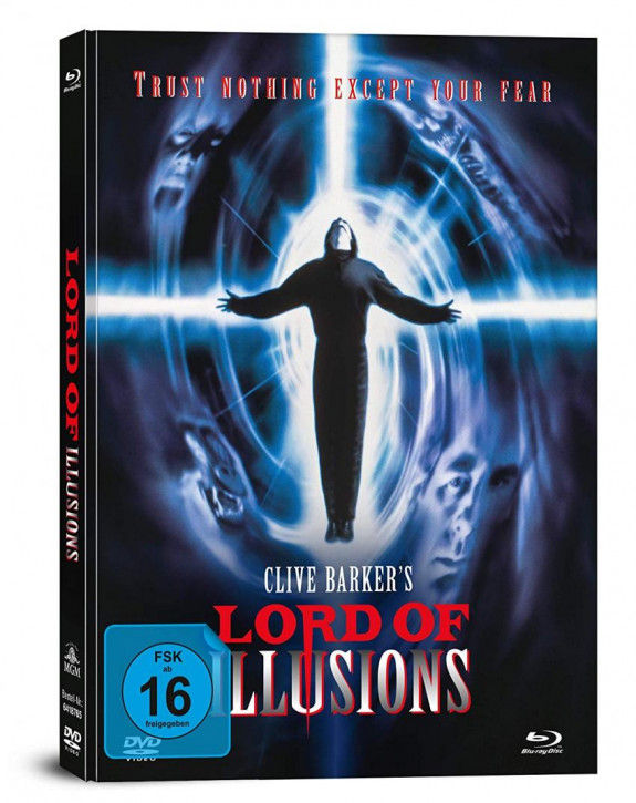 Lord of Illusions - Limited Collector's Edition [Bluray+DVD]