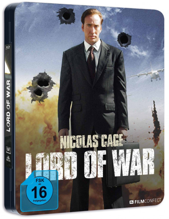 Lord of War (Dunkel) (Future Pak) [Blu-ray]