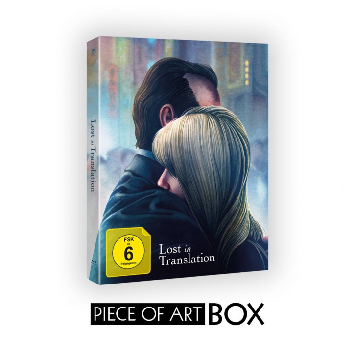 Lost in Translation - Piece of Art Box [Blu-ray]