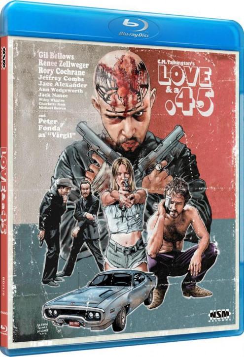 Love & a .45 [Blu-ray]