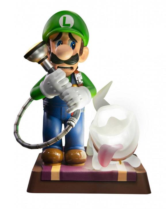 First 4 Figures - Luigi's Mansion 3 - Luigi & Polterpinscher - Collectors Edition
