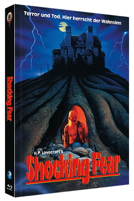 Lurking Fear - Mediabook - Full Moon Collecton #1 - Cover A [Blu-ray+DVD]