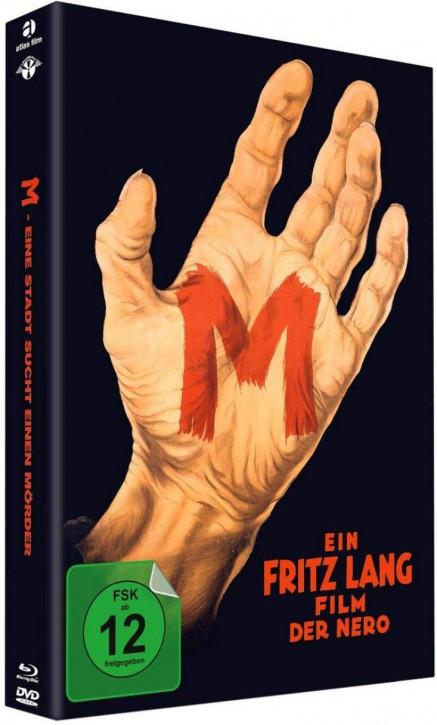 M - Eine Stadt sucht einen Mörder - Limited Mediabook Edtion [Blu-ray+DVD]