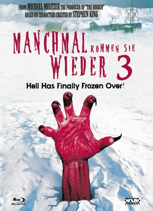 Manchmal kommen Sie wieder 3 - Limited Collector's Edition - Cover C [Bluray+DVD]