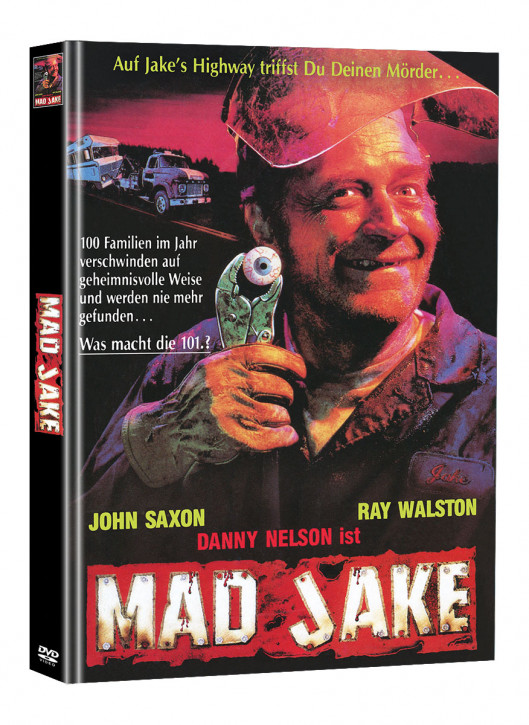 Mad Jake - Limited Mediabook Edition - Cover A [DVD]