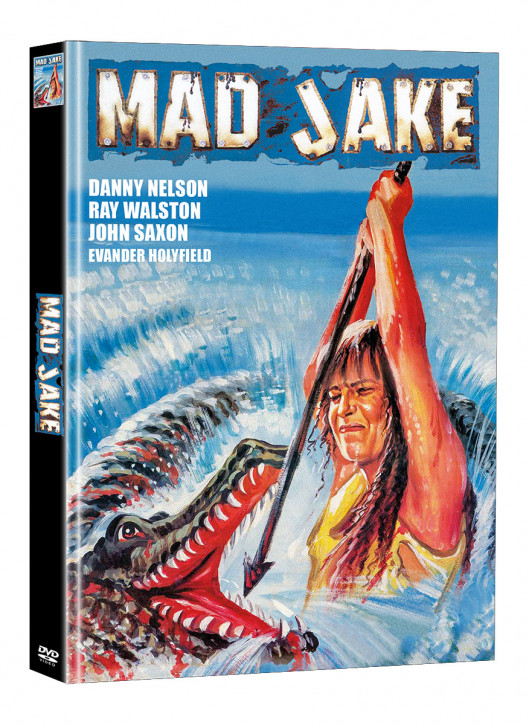 Mad Jake - Limited Mediabook Edition - Cover B [DVD]