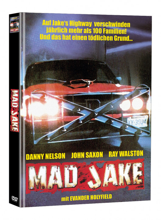 Mad Jake - Limited Mediabook Edition - Cover C [DVD]