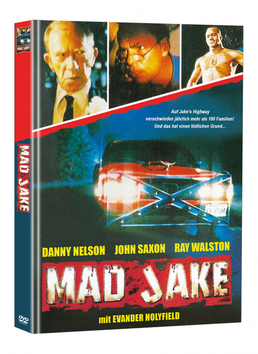 Mad Jake - Limited Mediabook Edition - Cover D [DVD]