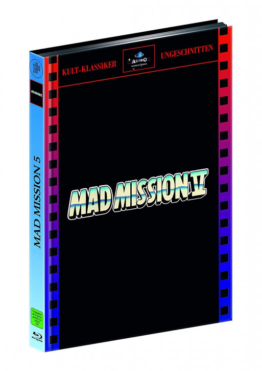 Mad Mission 5 - Limitied Mediabook Edition [Blu-ray]