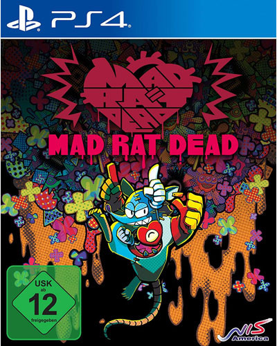 Mad Rat Dead [PS4]