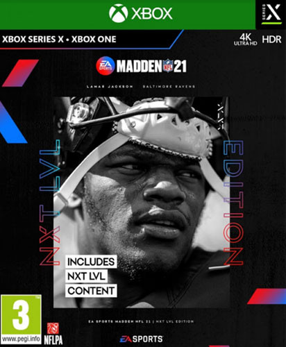 Madden 21 - Next Level Edition [Xbox Series X]
