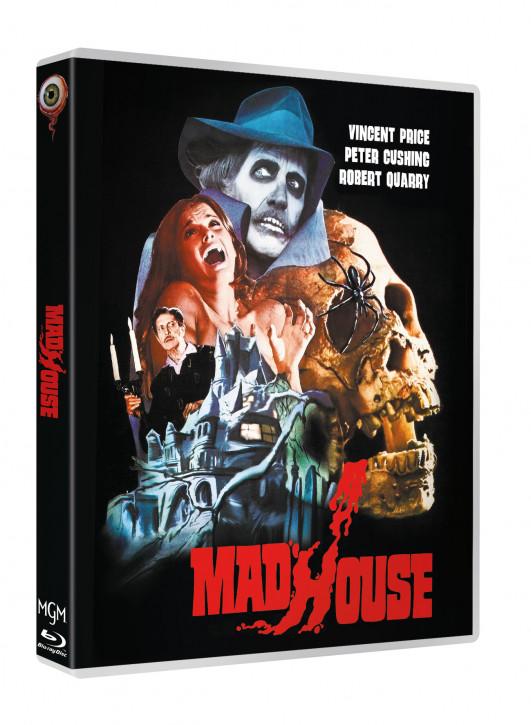 Madhouse - Das Schreckenshaus des Dr. Death [Blu-ray]