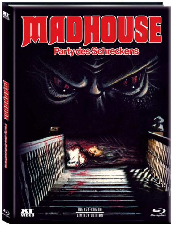 Madhouse - Party des Schreckens - Limited Edition - Cover A [Blu-ray+DVD]