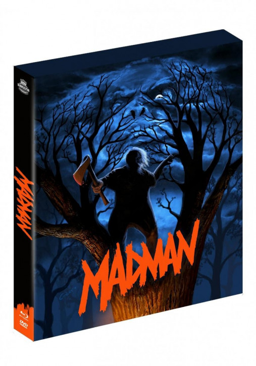 Madman - Limited Edition im Schuber - Cover A [Blu-ray+DVD]