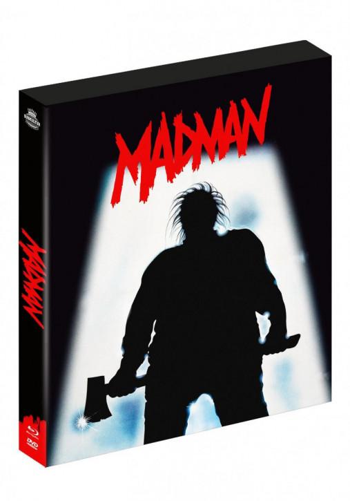 Madman - Limited Edition im Schuber - Cover B [Blu-ray+DVD]
