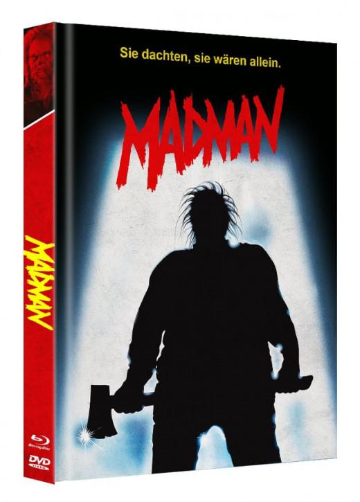 Madman - Mediabook [Bluray+DVD]