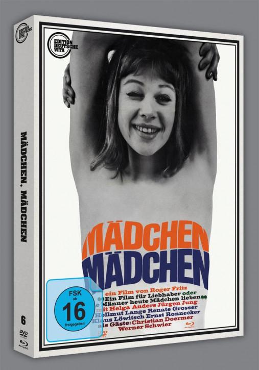 Mädchen, Mädchen - Edition Deutsche Vita # 6 [Blu-ray]