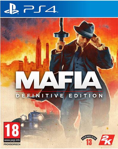 Mafia Definitive Edition [PS4]