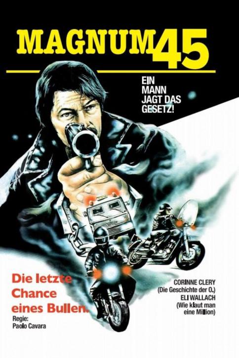 Magnum 45 (aka E Tanta Paura) - kleine Hartbox - Cover A [Blu-ray]