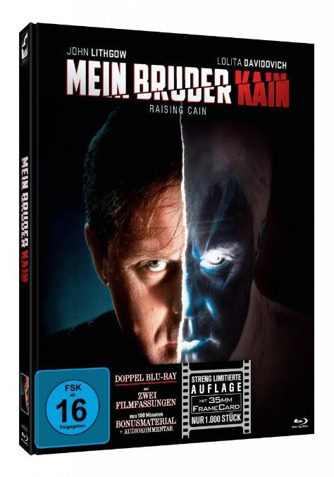 Mein Bruder Kain - Limited Mediabook Edition [Blu-ray]