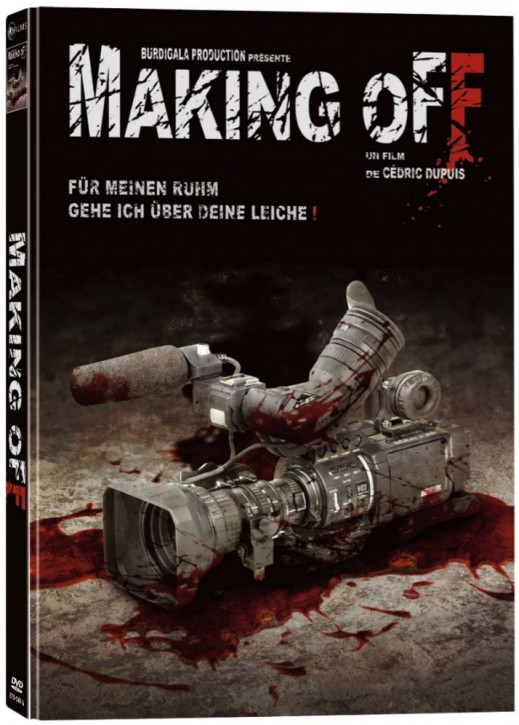 Making Off - Limited Mediabook Edition - Cover A [DVD]