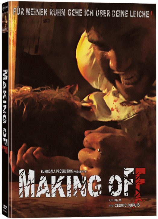 Making Off - Limited Mediabook Edition - Cover B [DVD]