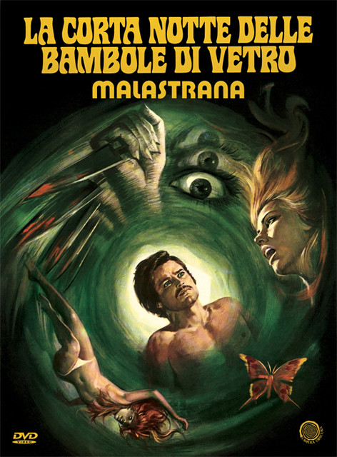 Malastrana - La corta notte delle bam (Italian Genre Cinema Coll. No. 18) [DVD]