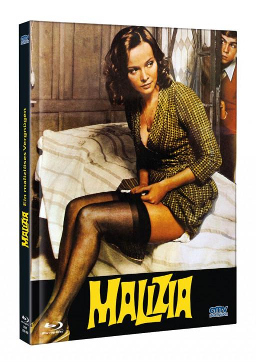 Malizia - Limited Mediabook [Blu-ray+DVD]