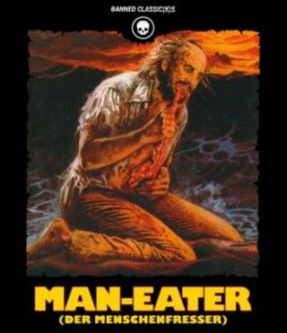 Man-Eater [Blu-ray]