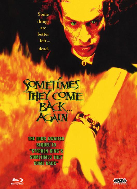Manchmal kommen Sie wieder 2 - Limited Collector's Edition - Cover C [Bluray+DVD]