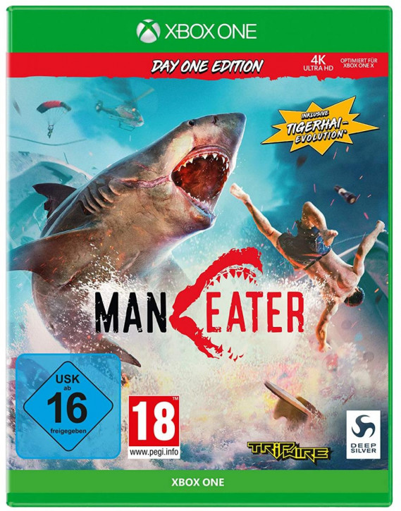 Maneater Day One Edition [Xbox One]