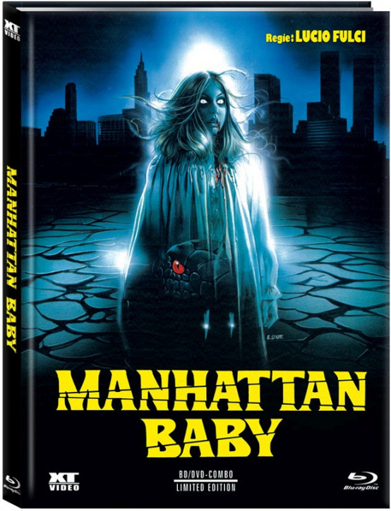 Amulett des Bösen - Manhattan Baby - Limited Edition - Cover B [Blu-ray+DVD]