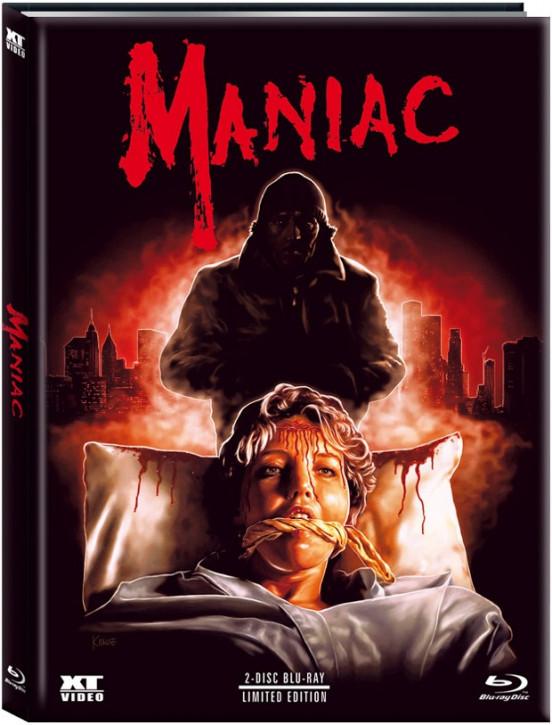 Maniac - Mediabook - Cover A [Blu-ray]