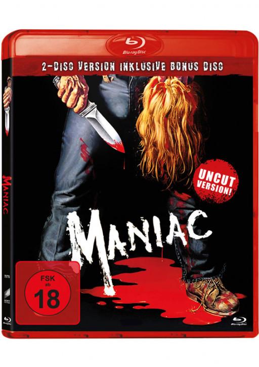 Maniac (1980) [Blu-ray]
