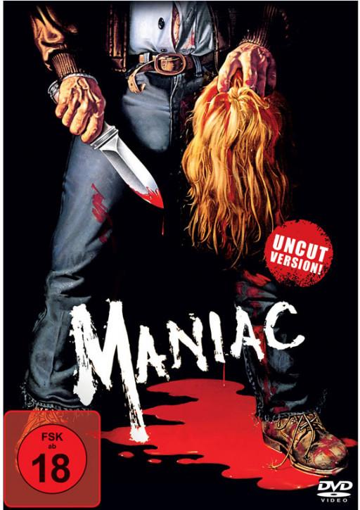 Maniac (1980) [DVD]