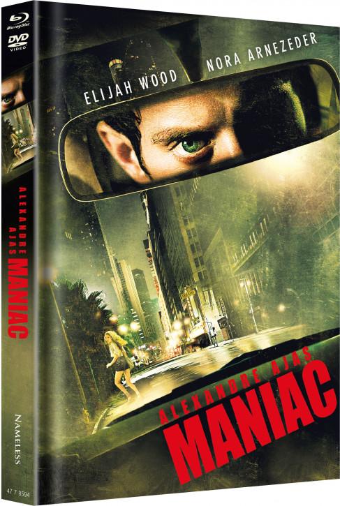 Maniac (2012) - Limited Mediabook - Cover A [Blu-ray+DVD]