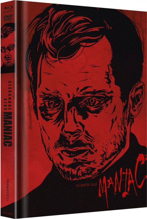 Maniac (2012) - Limited Mediabook - Cover E [Blu-ray+DVD]
