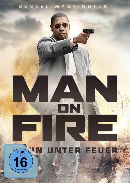 Mann unter Feuer - Limited Mediabook - Cover B [Blu-ray+DVD]
